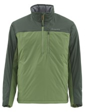 Simms Midstream Insulated Pull-Over Spinach