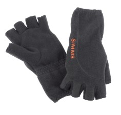 Simms Headwaters Half Finger Glove Black