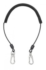 Simms Utility Leash Black