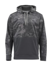 Simms Challenger Hoody Hex Flo Camo Carbon