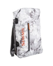 Simms Dry Creek Simple Pack 25L Cloud Camo Grey