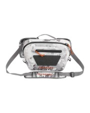 Simms Dry Creek Z Hip Pack 10L Cloud Camo Grey
