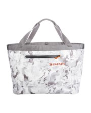 Simms Dry Creek Simple Tote 50L Cloud Camo Grey