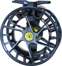 Waterworks Lamson Speedster HD Midnight Fly Reel