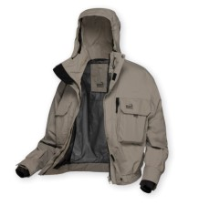Geoff Anderson Raptor 4 Grey Brindle Jacket