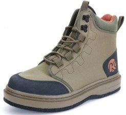 Vision Keeper RK62 Felt Sole Wading Shoes