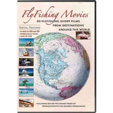 Winston Fly Fishing Movies DVD