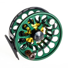 Bauer RX Fly Reel Dark Green