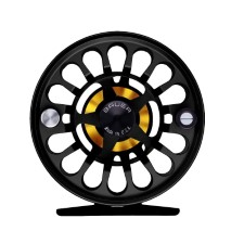 Bauer RX Fly Reel Black