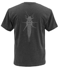 Simms Salmonfly Charcoal Heather