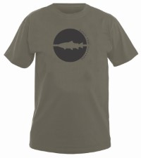 Vision Save The Natives T-Shirt Dark Olive