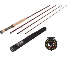 Scientific Anglers Ampere Fly Fishing Outfit