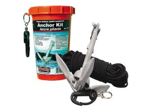Scotty Belly Boat Anchor Kit