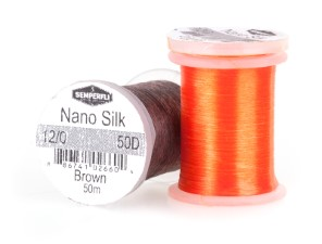 Semperfli Nano Silk 50 Denier 12/0