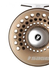 Sage Spey Fly Reel Bronze