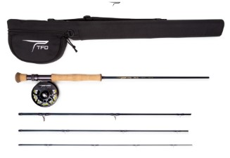 TFO Pro Fly Rod Kit