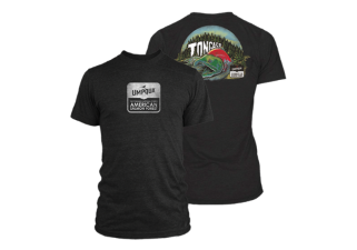 Umpqua Tongass Alive T-Shirt Charcoal