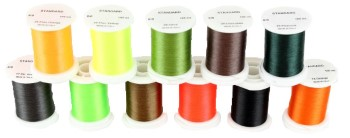 Tying Thread Standard 6/0 Small Streamers & Wet Flies 100 mtr