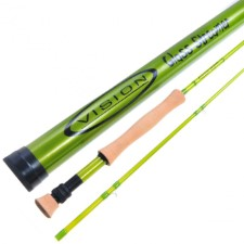 Vision Glass Streamer Fly Rod 2pc