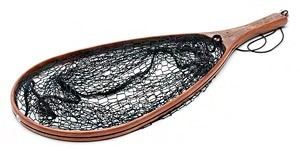 Vision Brown Wooden Black Net Incl Magnetic Holder