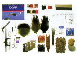 Wapsi Fly Tying Starter Kit For Beginners