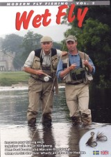 DVD Modern Fly Fishing - vol 3 Wet Fly