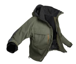Geoff Anderson WS4 Green/Black Jacket